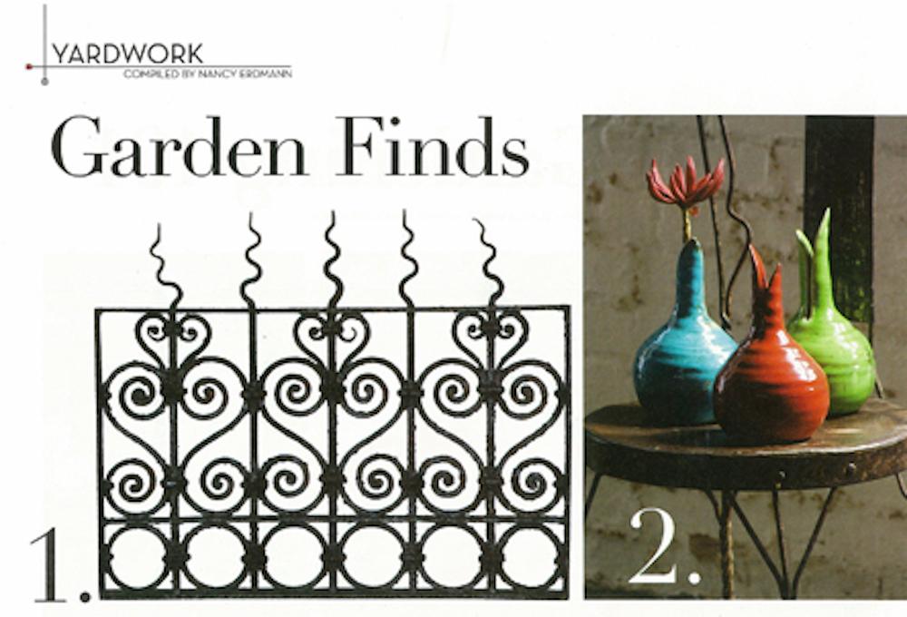 Plantable Yummy Cards Set seen in Phoenix Home & Garden Magazine