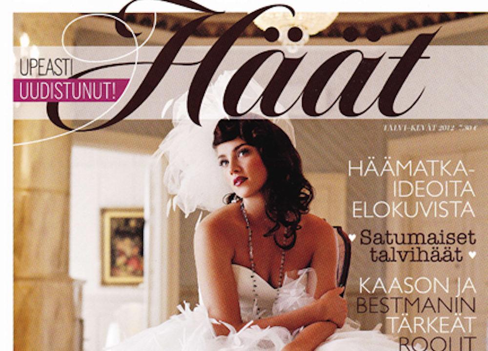 Plantable Confetti Featured in Häät Magazine