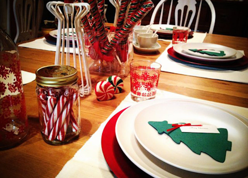 Candy Cane Easy Holiday Crafts