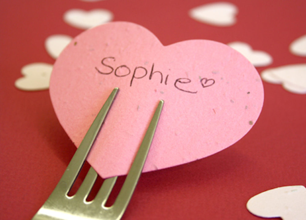 Last-minute DIY Valentine's Day Craft Idea