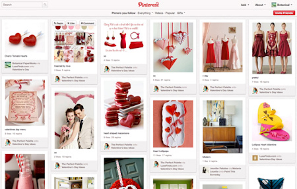 Botanical PaperWorks is on Pinterest!