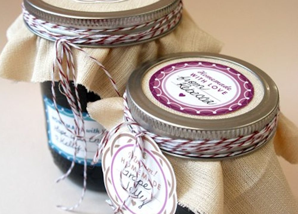 {free printables} Canning Labels For your Homemade Goodies