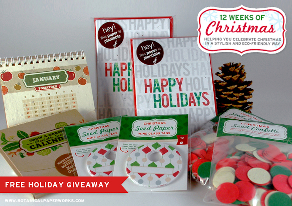 12 Weeks of Christmas Gift Pack Giveaway