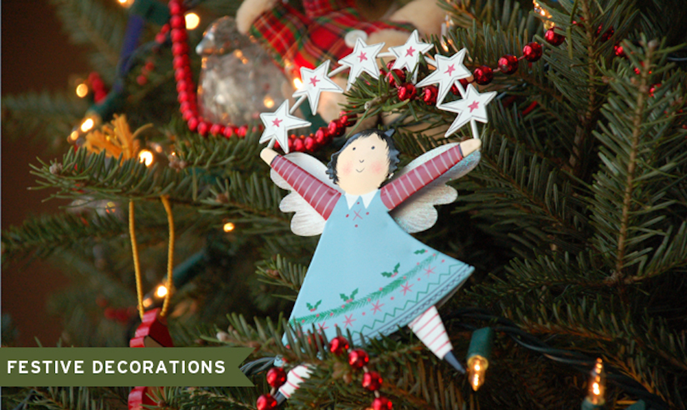 Holiday Traditions from our Readers