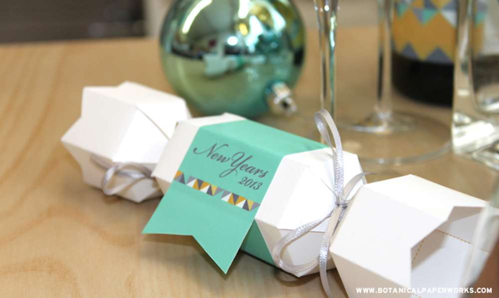 {free printable} New Year's Party Kit