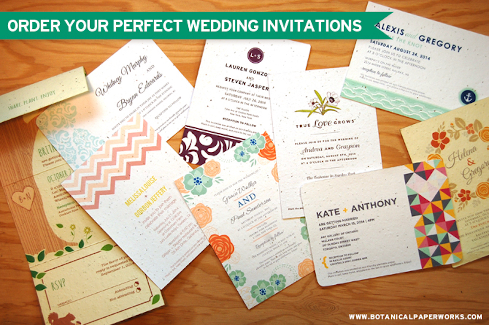 10 Helpful Tips to Wedding Stationery Bliss