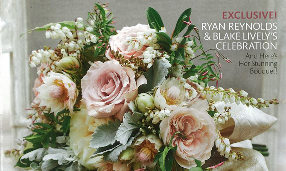 Plantable Custom Wedding Stationery is Featured in Martha Stewart Weddings