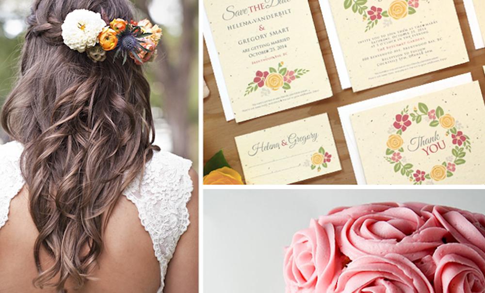 {inspiration board} Floral Wedding Ideas