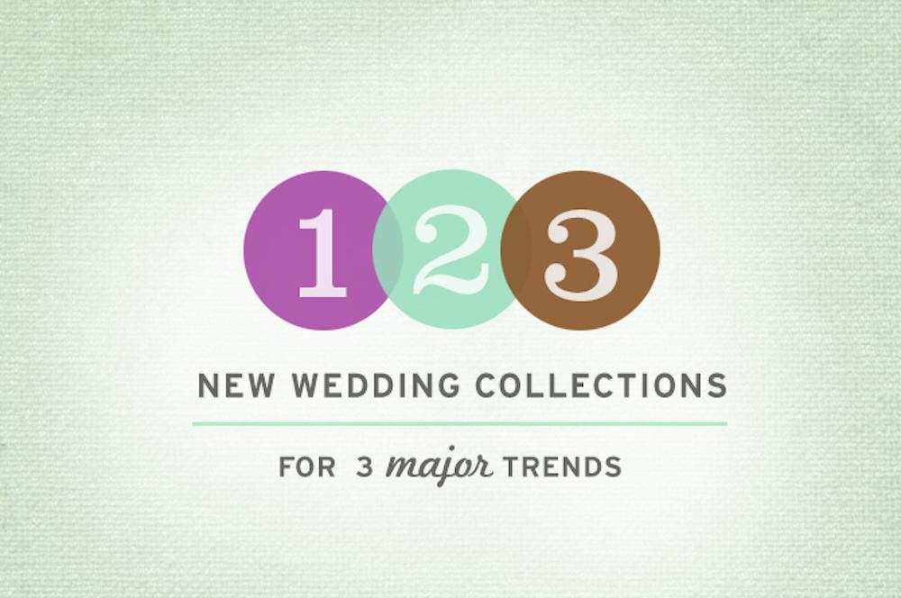 Three Summer Wedding Trends