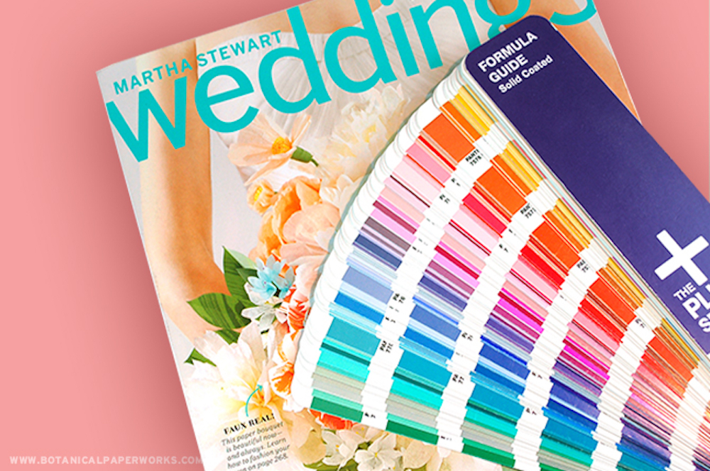 Tips For Choosing Wedding Colors