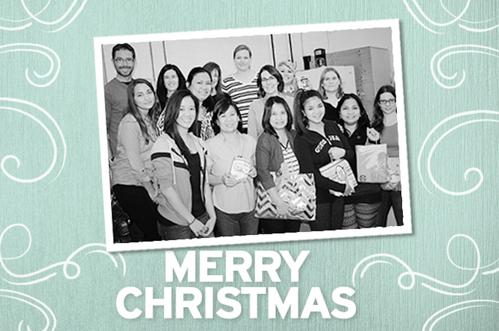Merry Christmas from Botanical PaperWorks