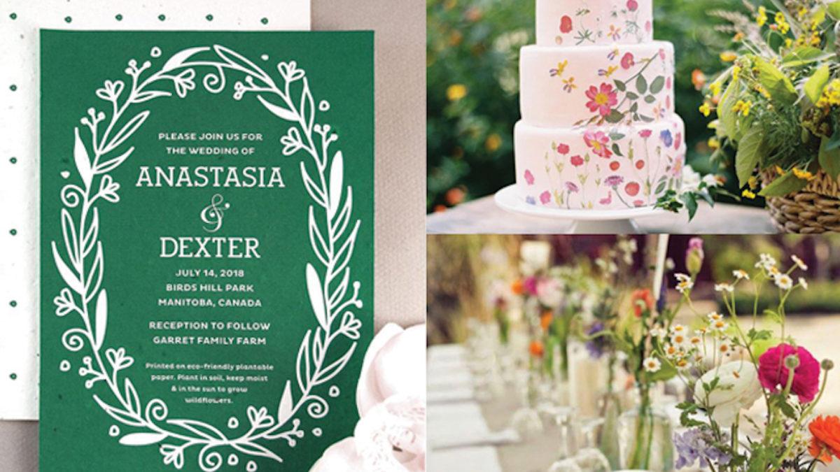7 Ways To Use Wildflowers In Weddings Botanical Paperworks