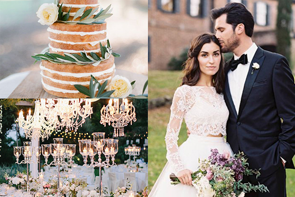 If you're getting #married this year and you're looking for the most beautiful and stylish ideas for your big day, take a look at our 10 favorite #wedding trends for 2016.