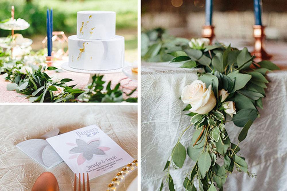 Wedding Inspiration By Like a Star Weddings
