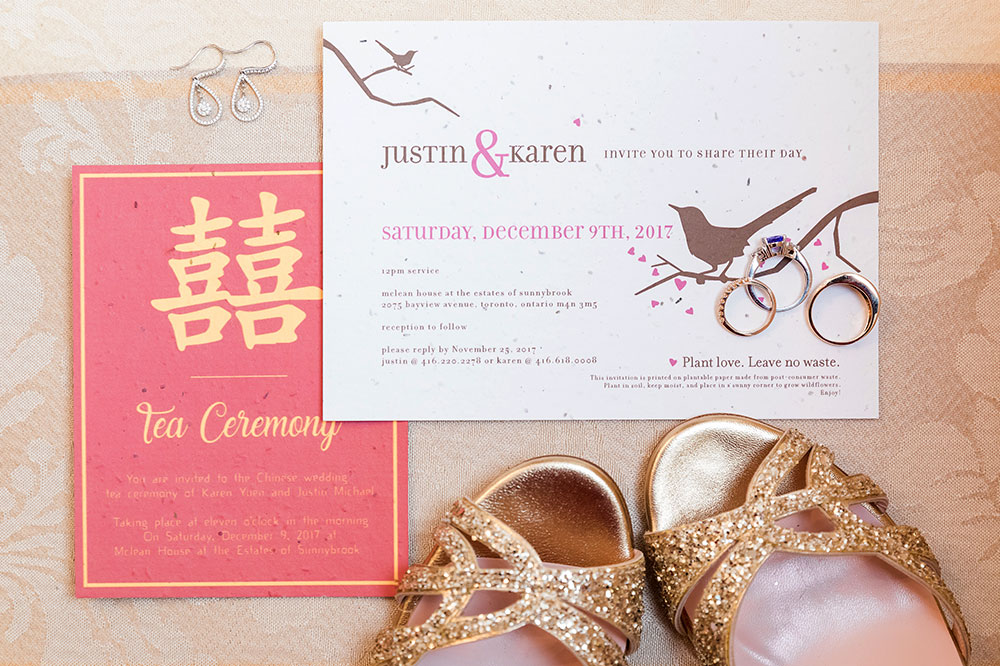 seed paper wedding invitations