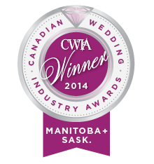 The Ornate Floral Collection was choosen regionally for the Best Overall Wedding Stationery Suite in the 2014 Canadian Wedding Industry Awards!