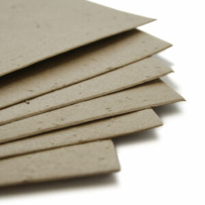 Grow wildflowers with this 11 x 17 Stone Grey Plantable Seed Paper.