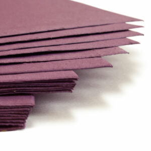 Grow wildflowers with this 11 x 17 Purple Plantable Seed Paper.