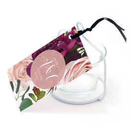Plantable wedding favor tags