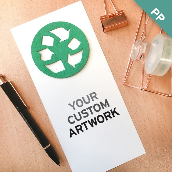 """4 x 9 Eco Panel Cards With Shape"""""""