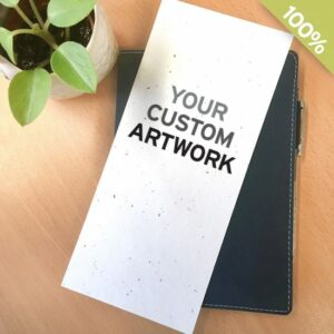 """4 x 9 Seed Paper Panel Cards"""""""