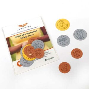 Canadian Seed Paper Coins Packs