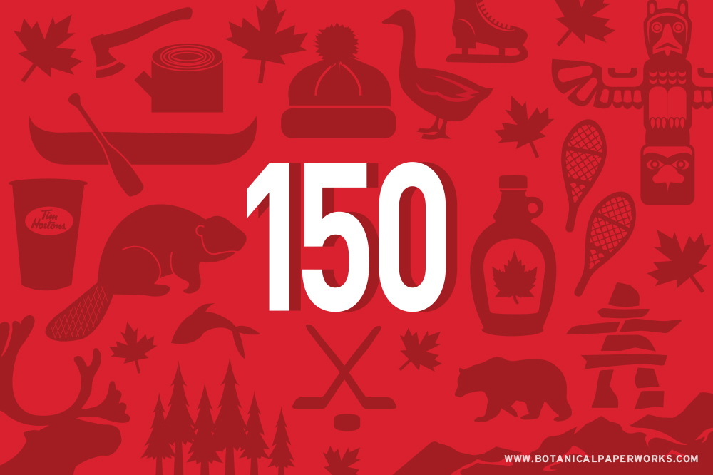 150 things, places, people, & facts to love about Canada.