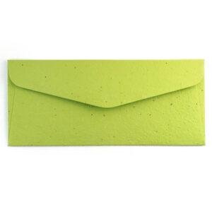 no. 10 plantable seed paper envelope