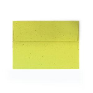 A7 plantable seed paper envelopes