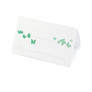 Ombre Butterfly Place Cards