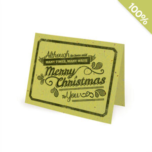 Vintage Corporate Christmas Cards