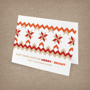Nordic Pattern Cards