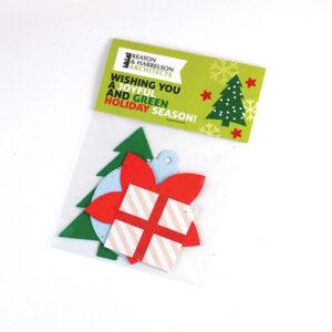 Christmas Shape Packs