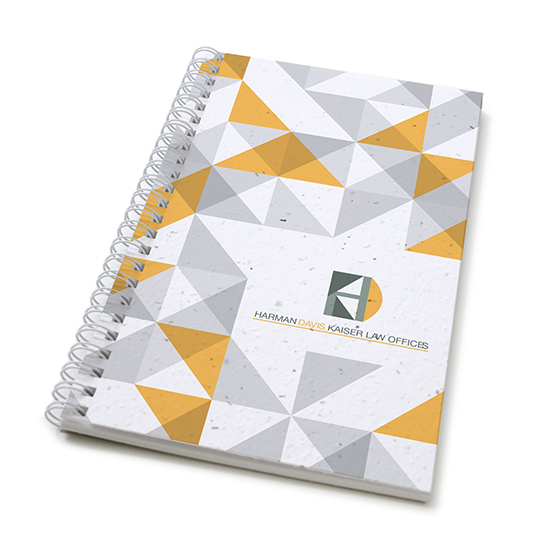 Geometric Personalized Plantable Journals: Standard