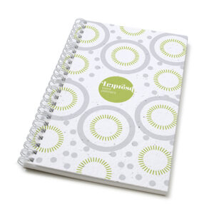 Circles Personalized Plantable Journals: Standard