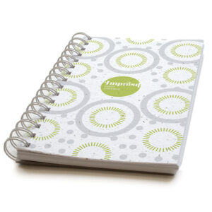 Circles Personalized Plantable Journals: Premium