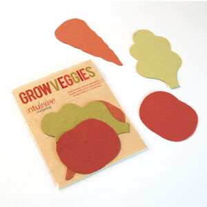 Single-Sided Veggie Shape Packs