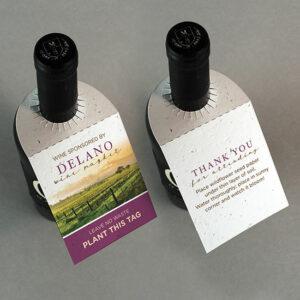 Seed wine tags