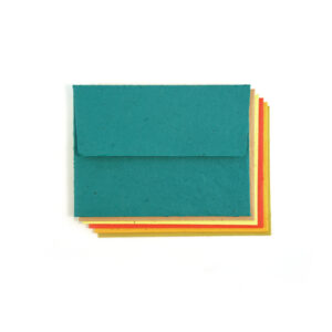A2 plantable seed paper envelope