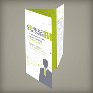 Tri-Fold Seed Paper Brochures
