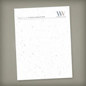 Seed Paper Letterhead
