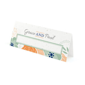 Bloom Seed Place Cards