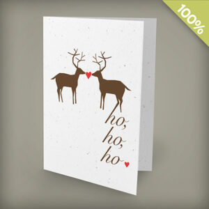 Caribou Personalized Cards
