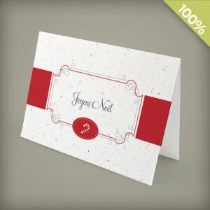 Canne de Noël Personalized Cards