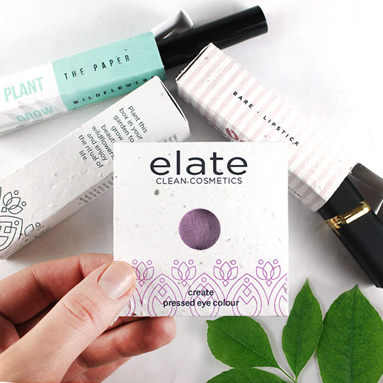 Create your own custom boxes and wraps for eco-friendly cosmetics packaging.
