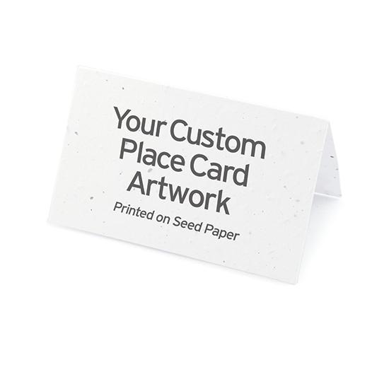 Custom Plantable Place Cards