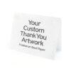 Custom Plantable Thank You Cards