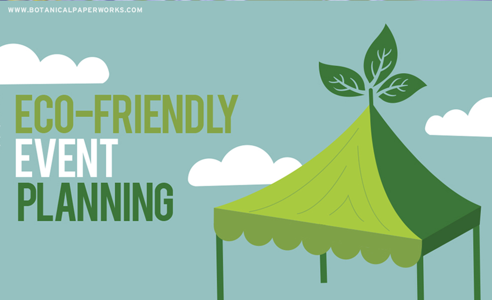 Eco Friendly Wedding Planning