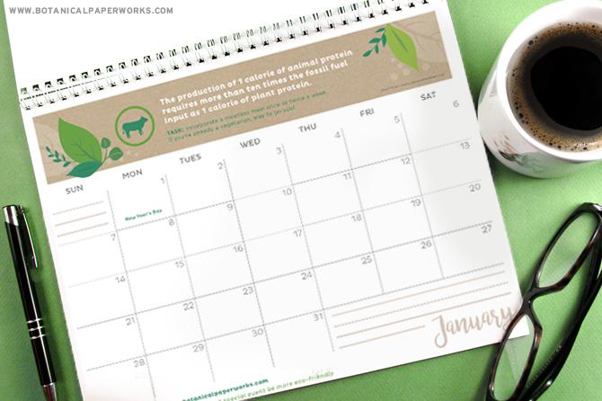 {free printables} 2018 Calendars