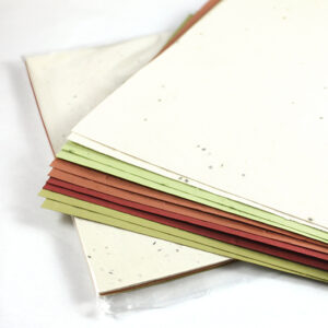 Take your crafting to the next level and grow a whole garden of goodness with these Veggie & Herb Seed Paper Packages.
